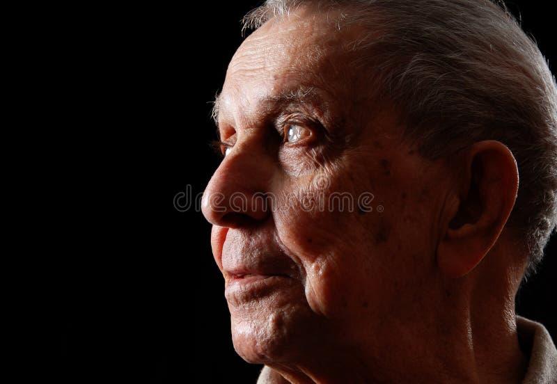 dziadek zdjęcie royalty free