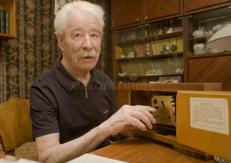 dziadek zdjęcia stock