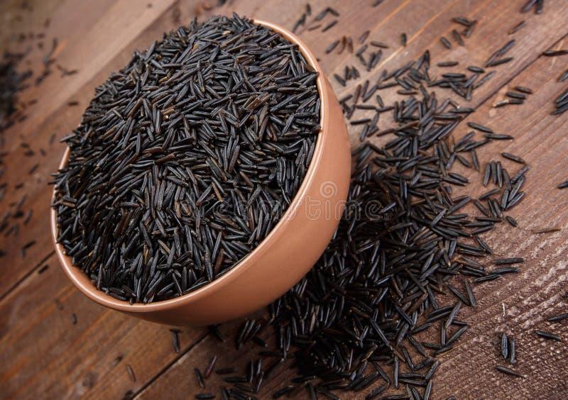 Dzicy ryż zdjęcia stock