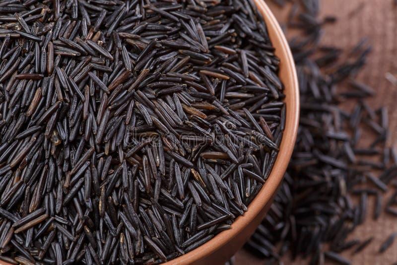 Dzicy ryż obrazy stock
