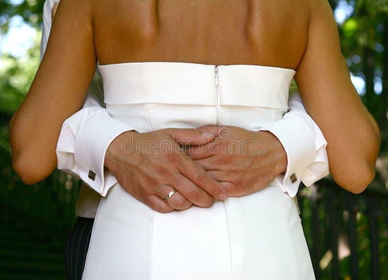 dzień ślubu zdjęcie royalty free
