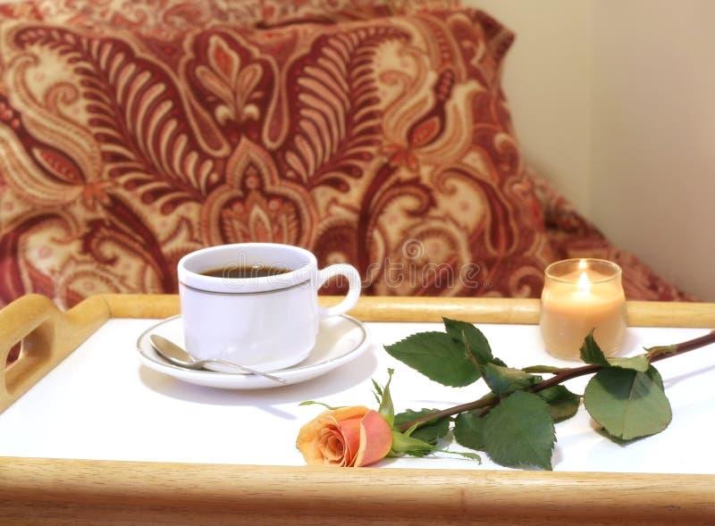 dzień dobry kawy zdjęcie royalty free