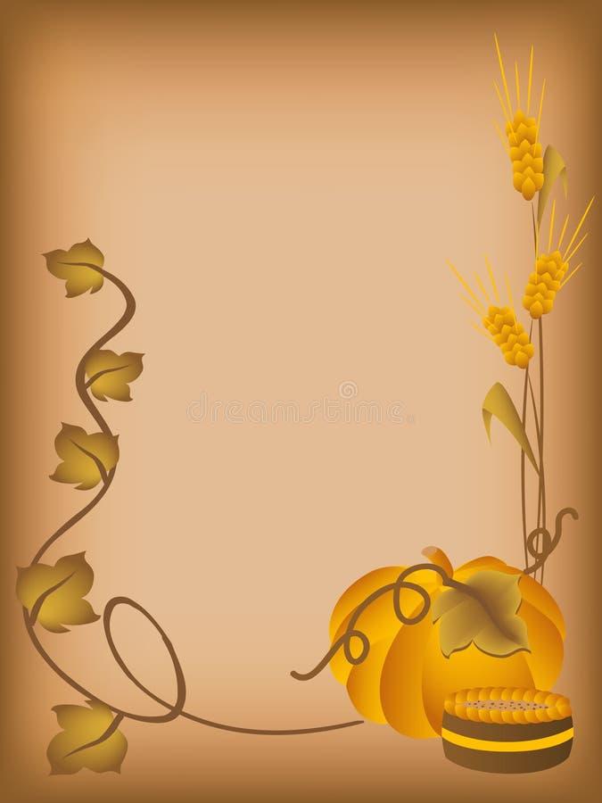 dzień dziękczynienie ilustracja wektor
