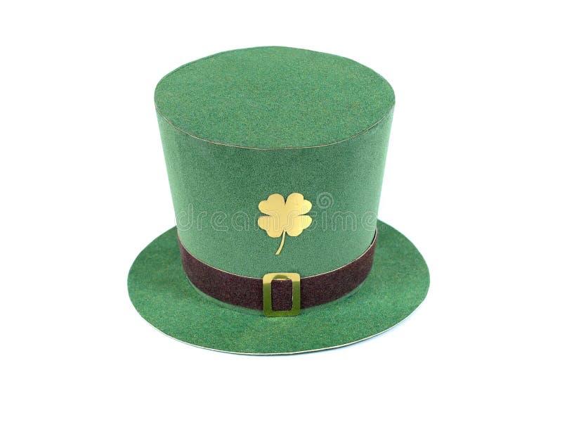 dzień kapeluszowy leprechaun Patrick s st obrazy stock