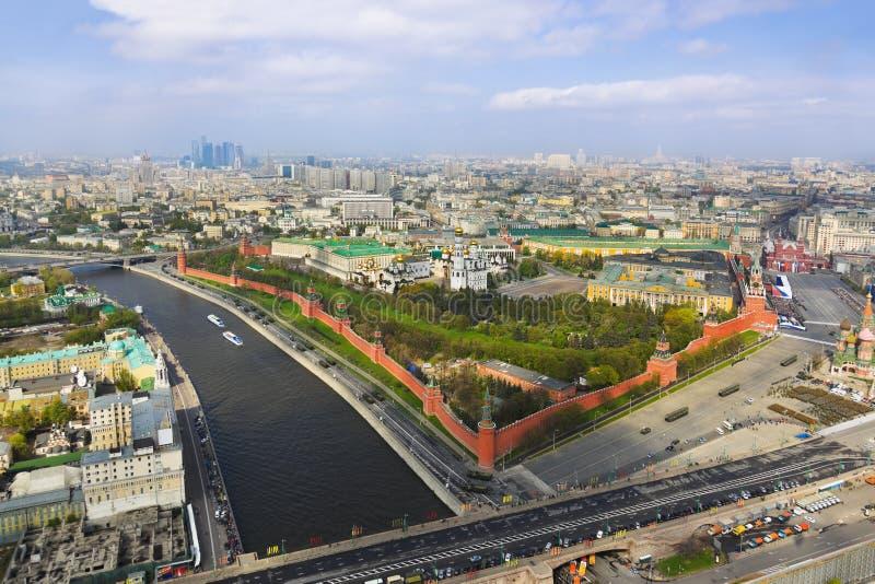 dzień Kremlin Moscow parady zwycięstwo zdjęcie royalty free