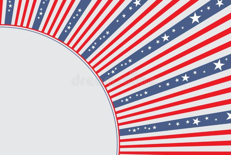 dzień niezależność ilustracja wektor