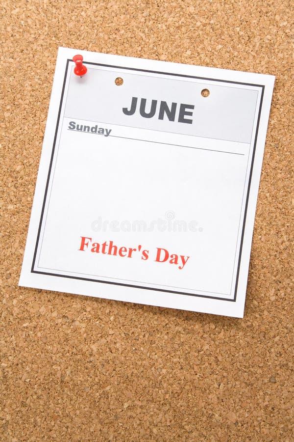 dzień ojcowie zdjęcia stock
