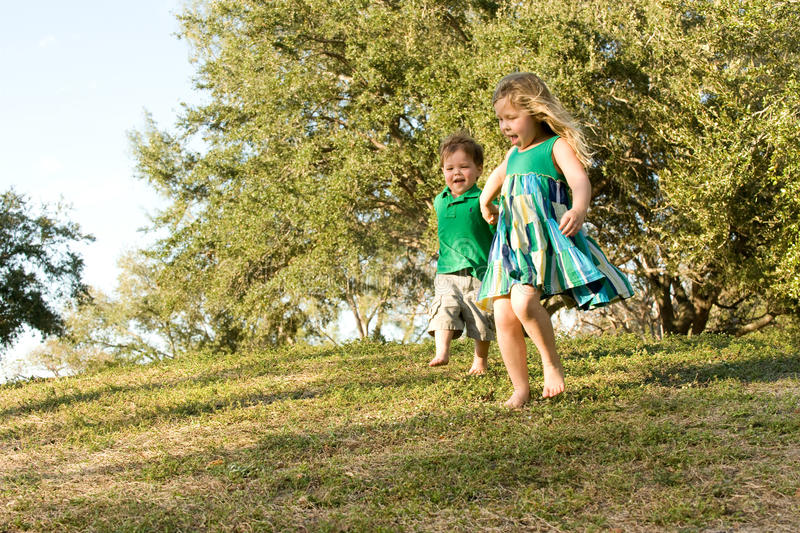 dzień piękny park zdjęcia royalty free