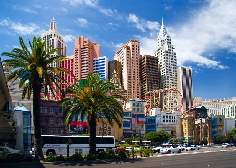 dzień pogodny Vegas fotografia royalty free