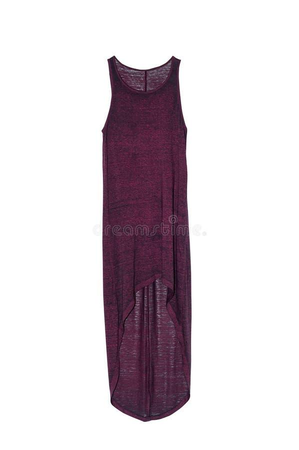Dzień suknia odizolowywająca fotografia stock