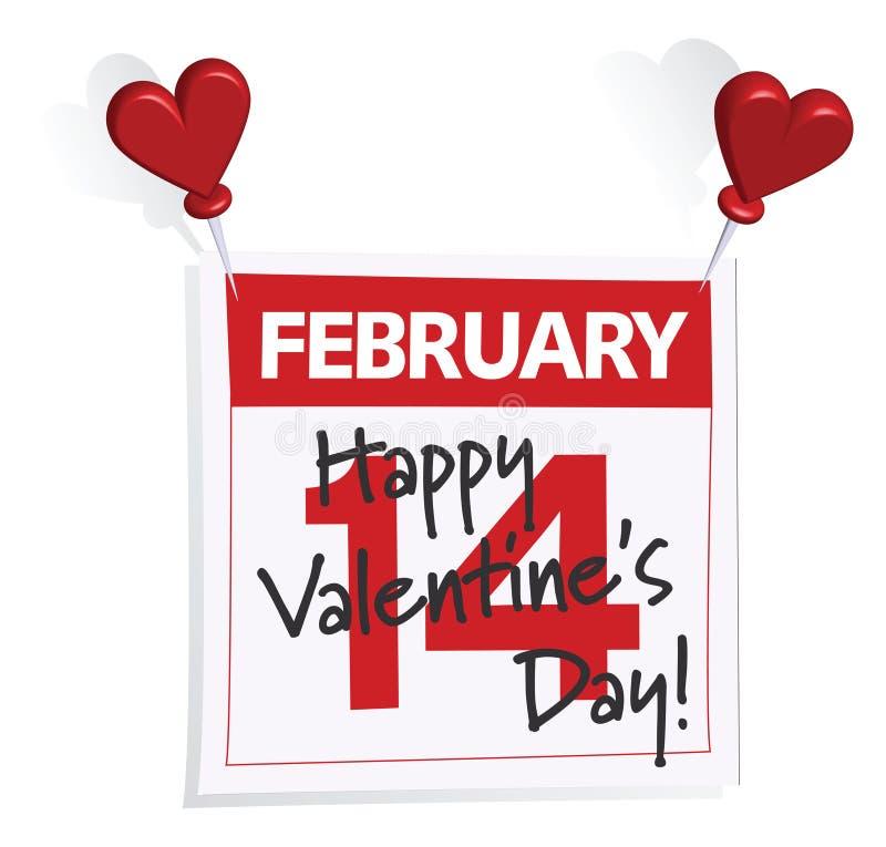 dzień valentine ilustracji