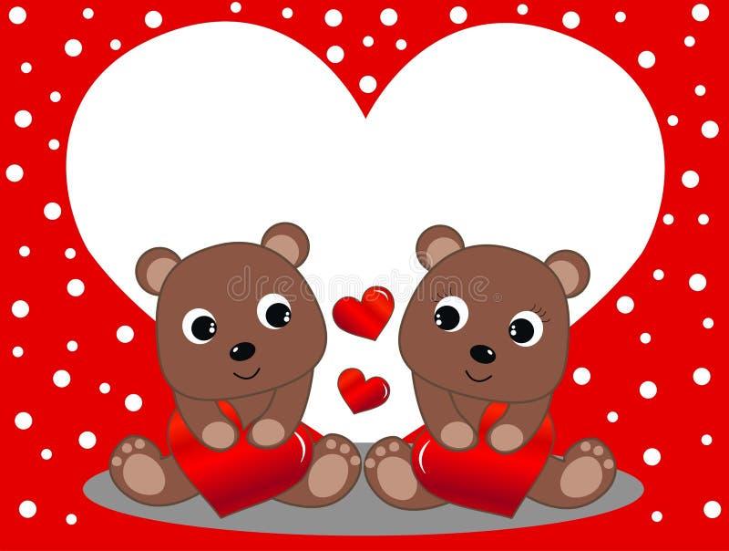 dzień valentines ilustracji