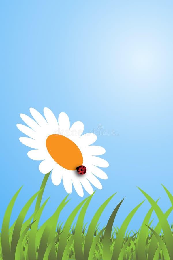 dzień wiosna wektor ilustracji