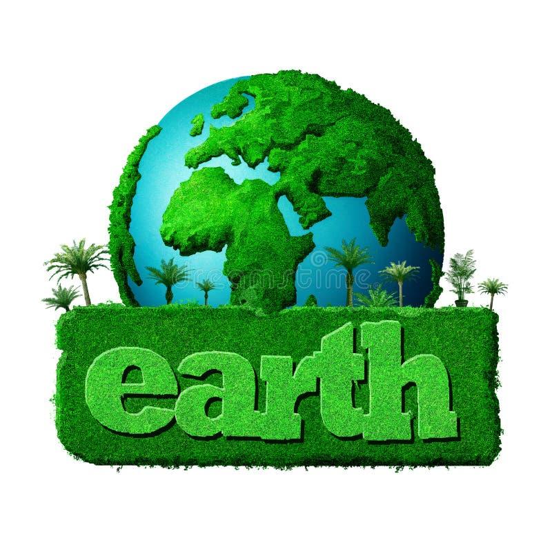dzień ziemia ilustracji