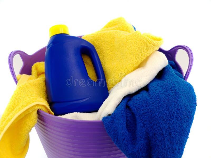 Download Dzień pralnia obraz stock. Obraz złożonej z czop, cleaning - 13325861