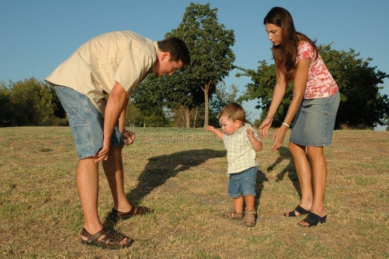 dziecięce kroczki zdjęcie stock