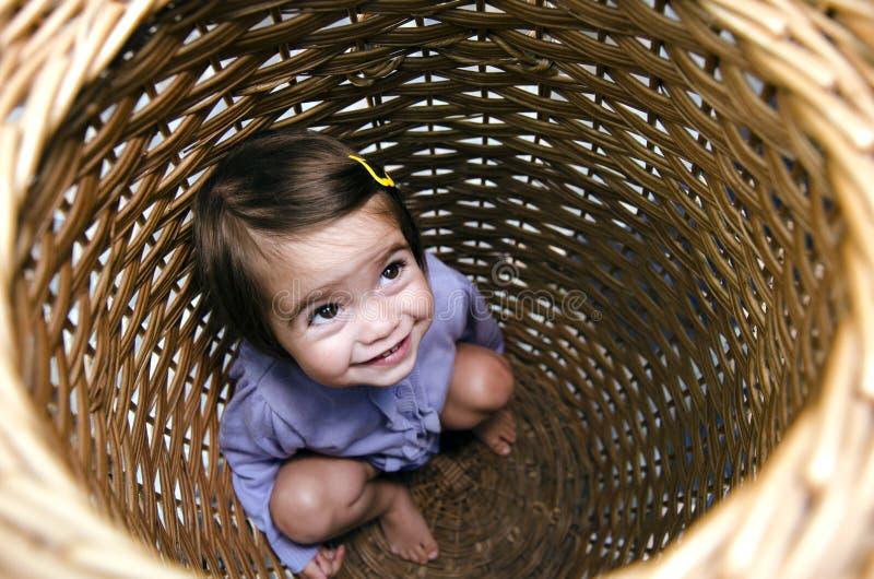 dzieciństwa kryjówki aport zdjęcia royalty free
