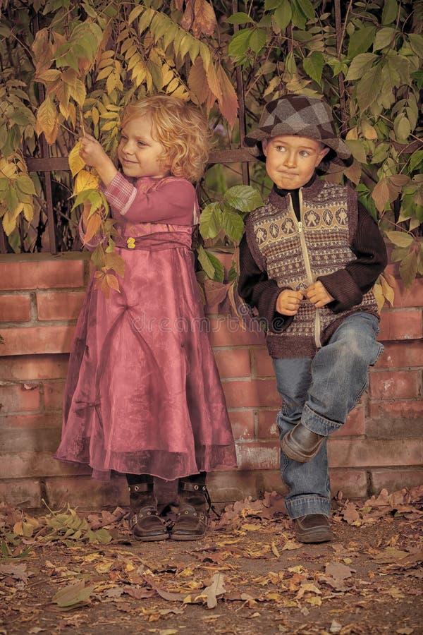 dzieci śliczni fotografia stock