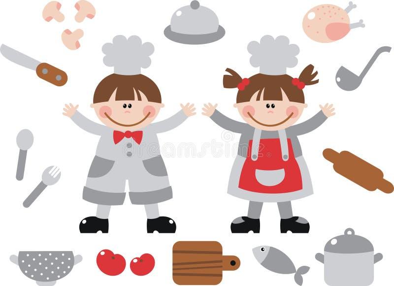 dzieci ilustracji