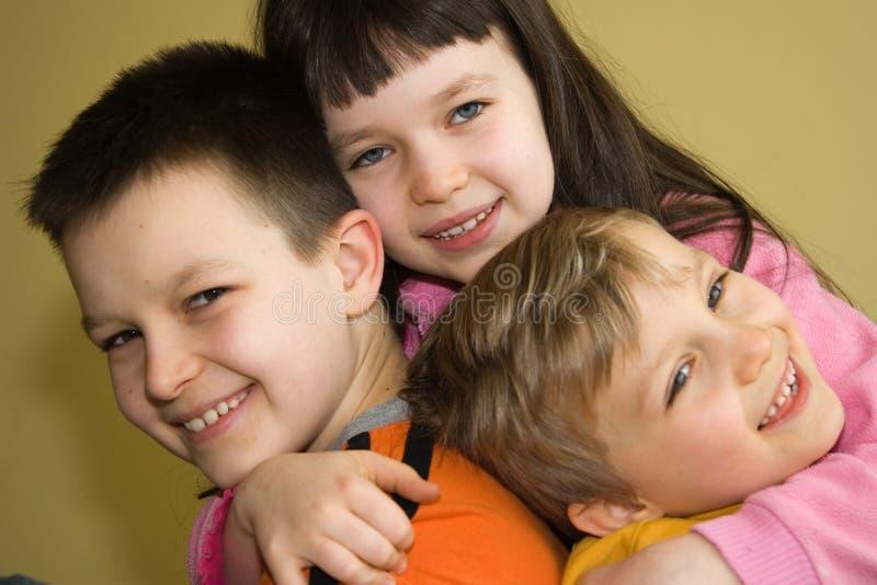 dzieci. fotografia stock