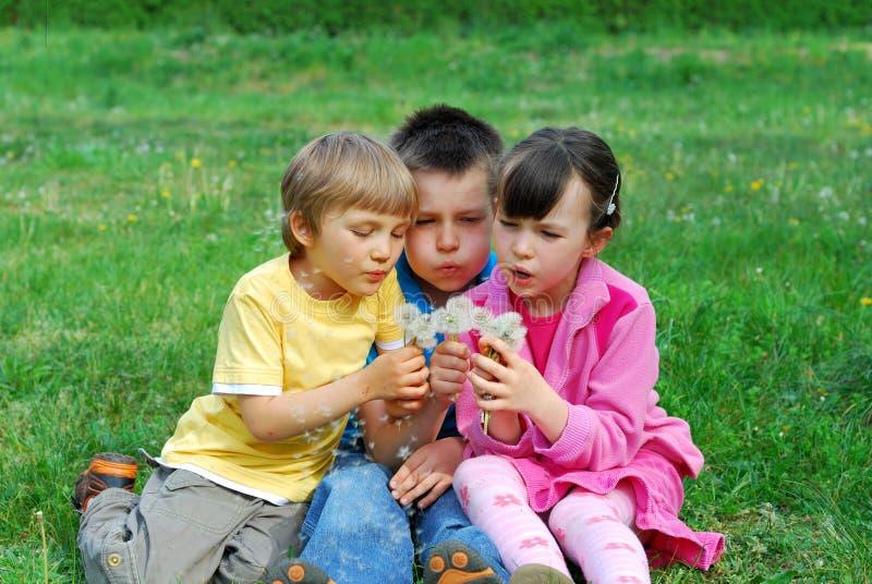 dzieci. zdjęcie royalty free