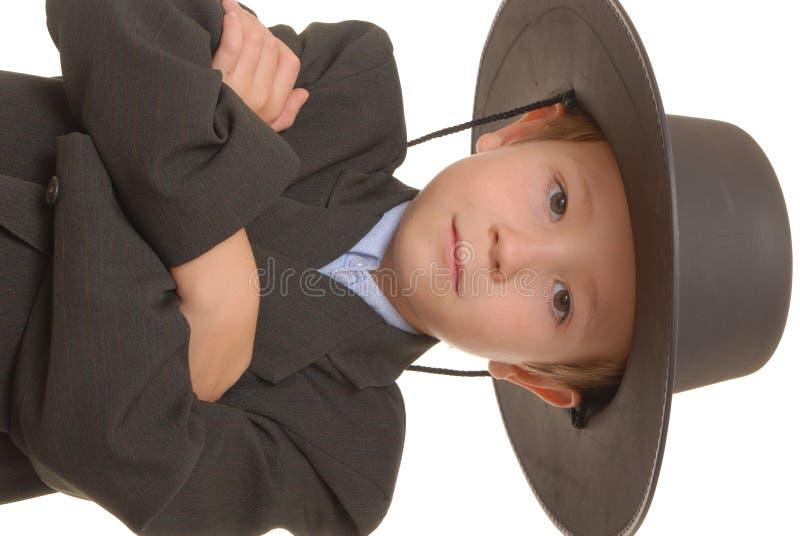 dzieci 3 western fotografia stock