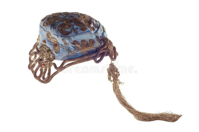 dzieci anique kapelusz fotografia royalty free