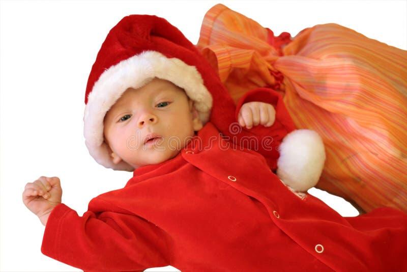 dzieci boże narodzenie obraz stock