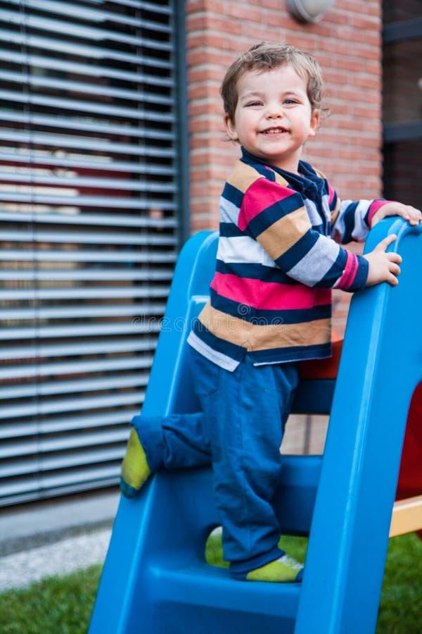 Dzieci i obruszenie fotografia stock