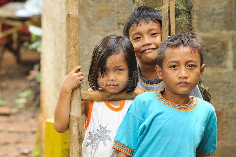 dzieci muslim fotografia royalty free