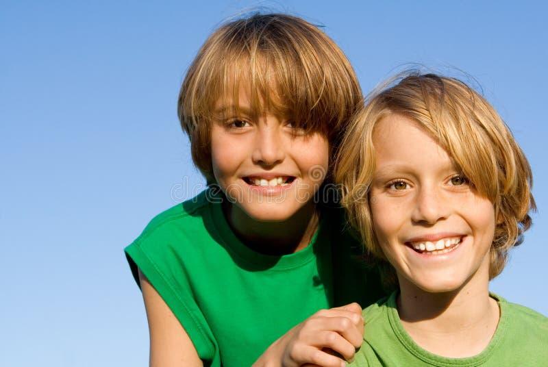 dzieci się uśmiecha obrazy royalty free