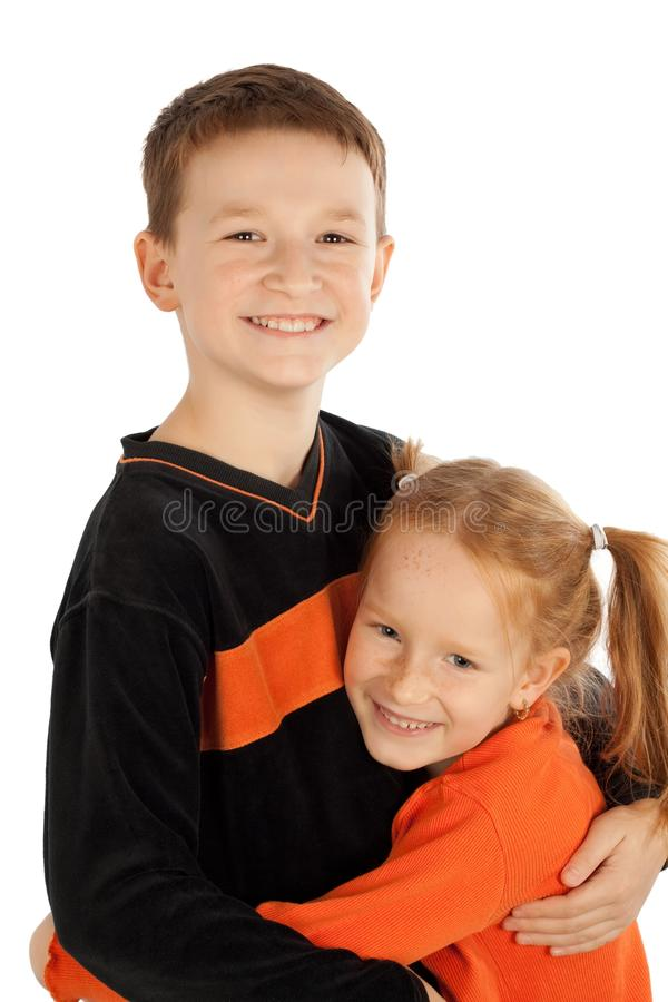 dzieci szczęśliwi fotografia stock
