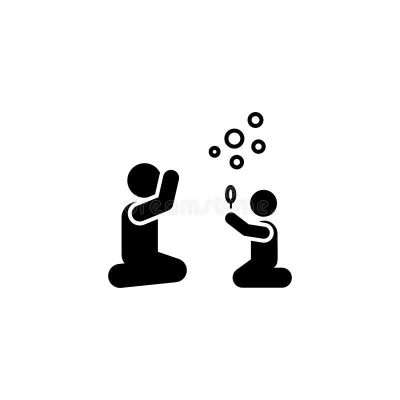 Dzieci, sztuka, domowa ikona Element dziecko piktogram Premii ilo?ci graficznego projekta ikona Znaki i symbol kolekci ikona ilustracji