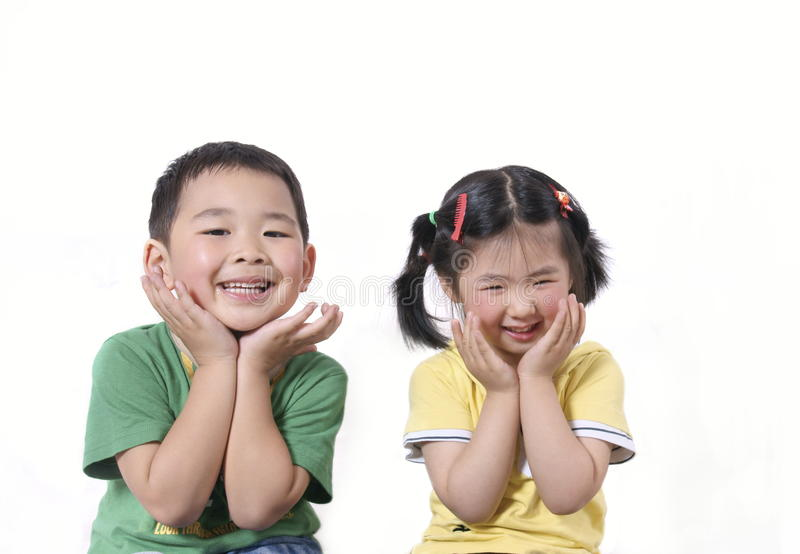 dzieciaków target2478_0_ uroczy zdjęcia royalty free