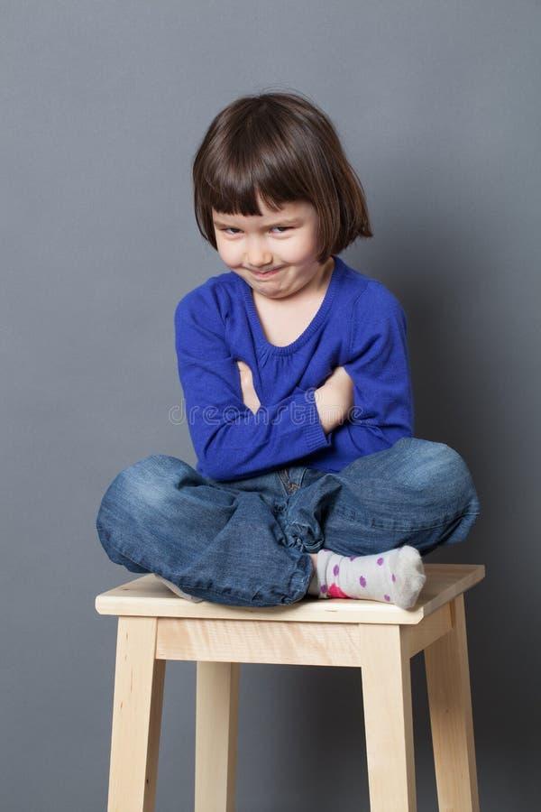 Dzieciak edukaci i wellbeing pojęcia obraz royalty free