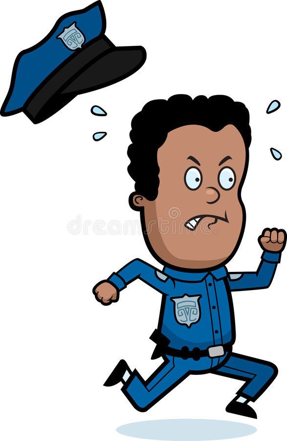 dzieciak policja ilustracji