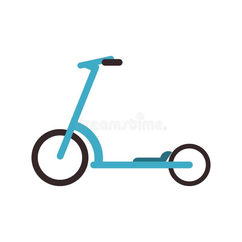 Dzieciaka roweru zabawka royalty ilustracja