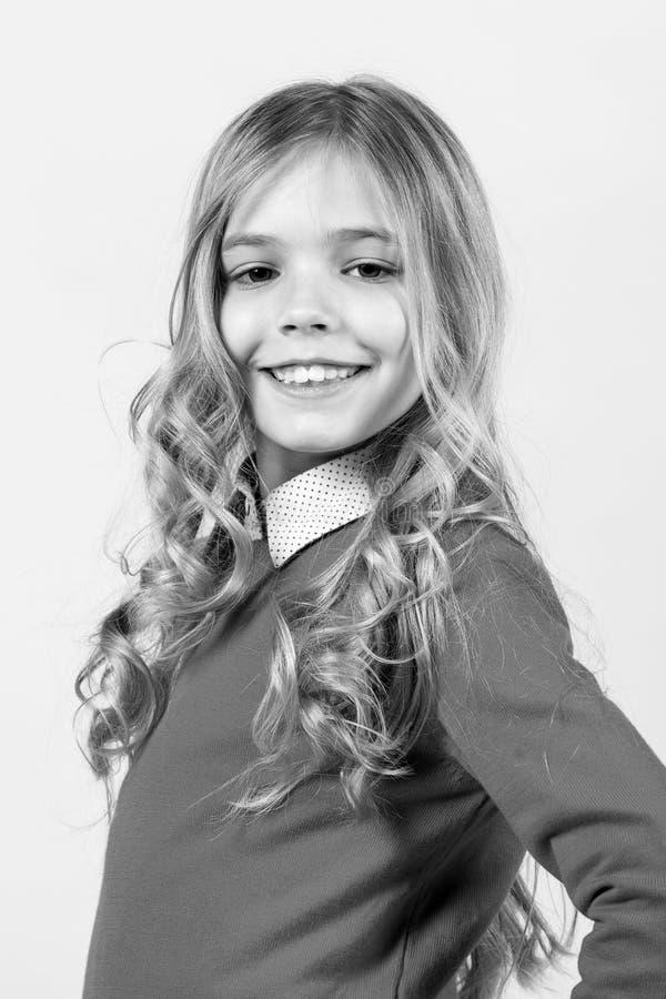 Dzieciaka styl i moda obrazy stock