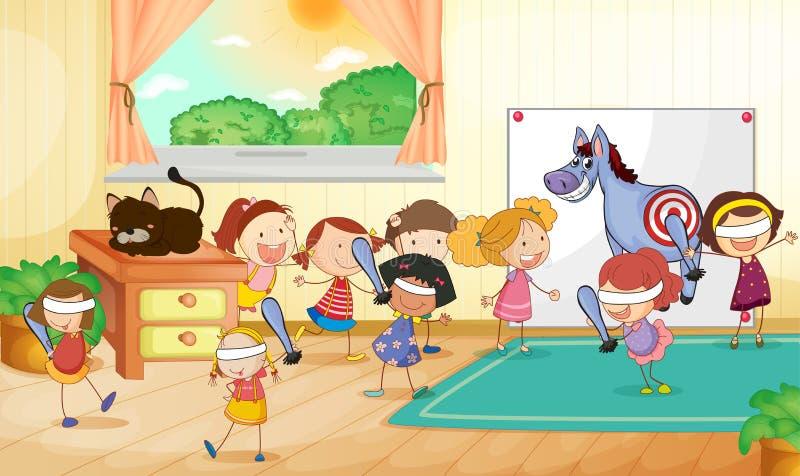 Dzieciaki ilustracji