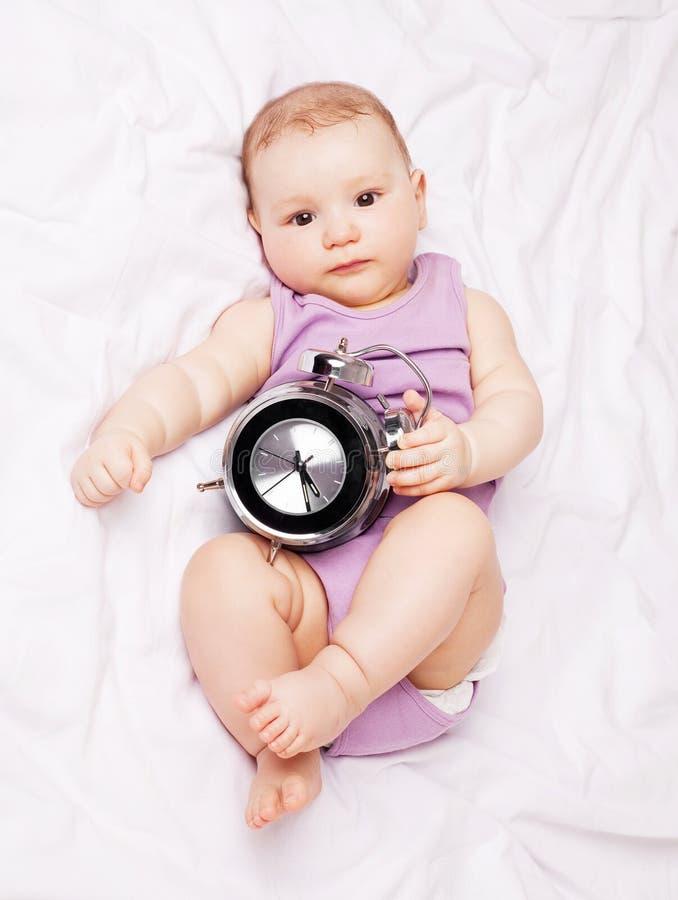 dziecka łóżko zdjęcie stock