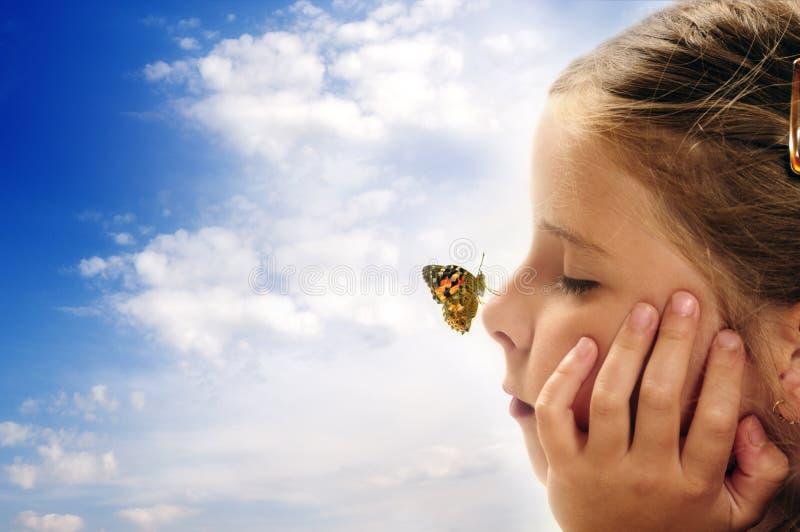 dziecka środowisko zdjęcie royalty free