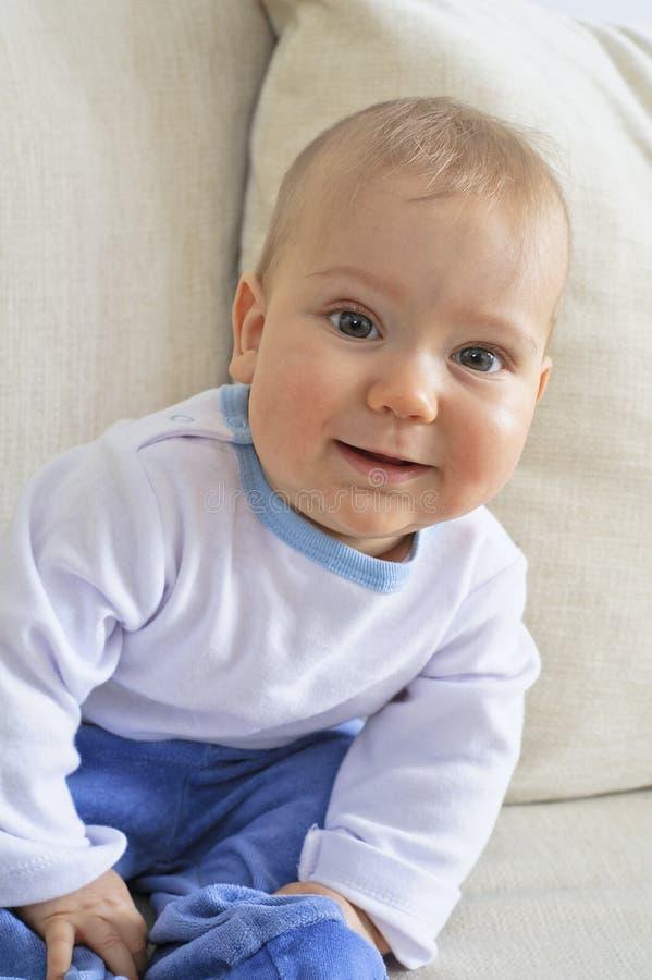dziecka ja target839_0_ zdjęcia stock
