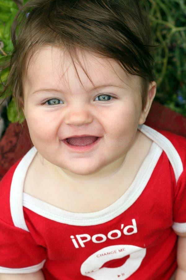 dziecka ja target165_0_ szczęśliwy zdjęcia royalty free