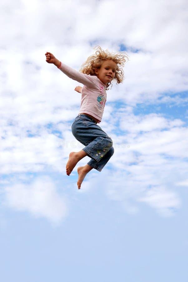 dziecka latanie