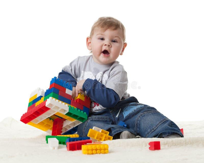 dziecka mała cukierki zabawka zdjęcie stock