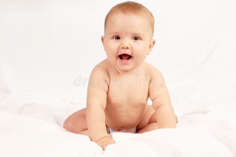 dziecka mały śliczny obraz stock