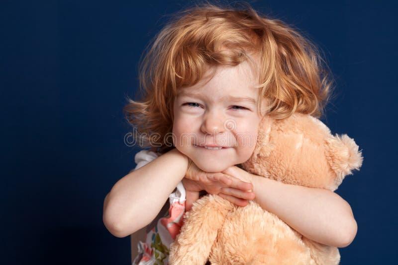 dziecka miś pluszowy zdjęcia stock