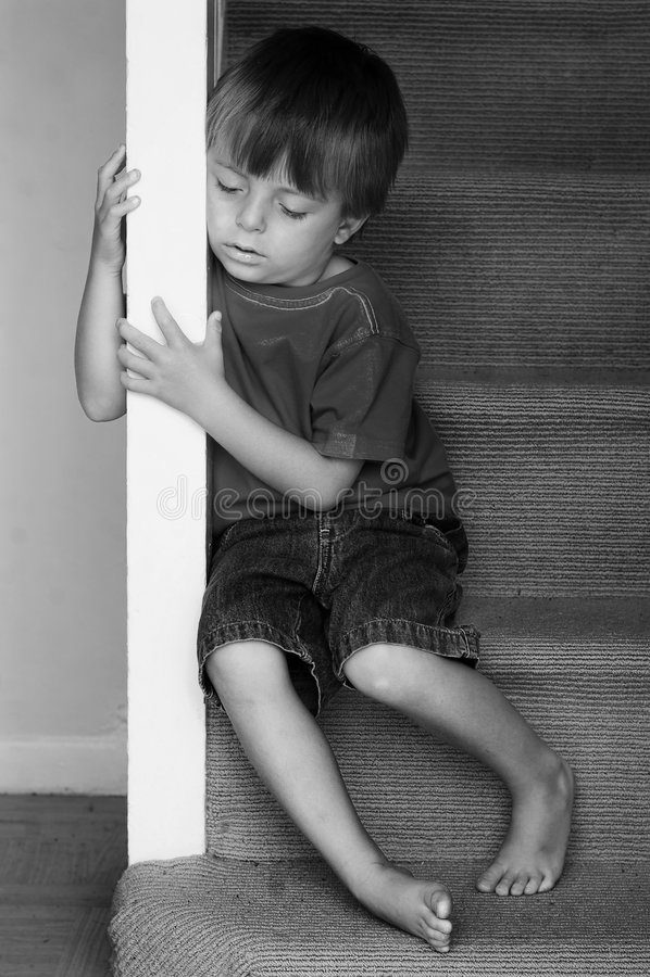 dziecka nadużywający pojęcie zdjęcie royalty free