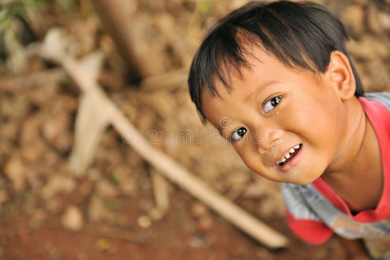dziecka płaczu ubóstwo obraz stock