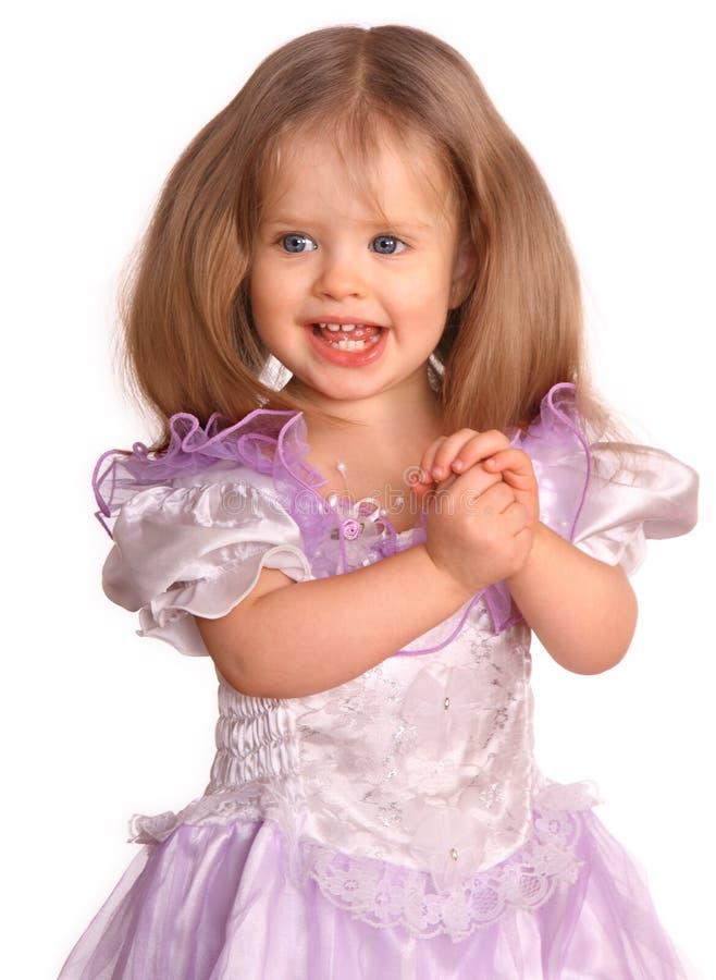 dziecka smokingowy portreta ja target1555_0_ fotografia royalty free